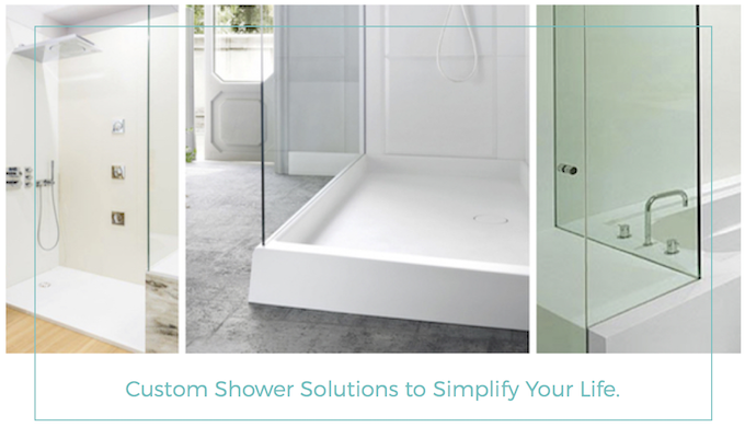 Custom Showers | Counter-Tops by Tom