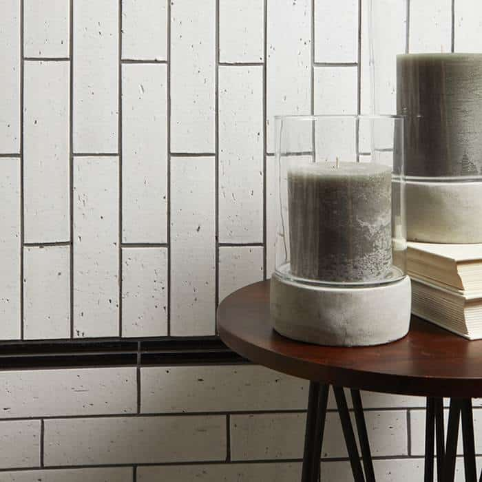 Glazed Brick Counter Tops By Tom